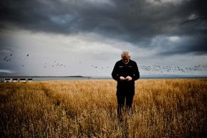 a photo of duncan macgillivray from bruichladdich distillery