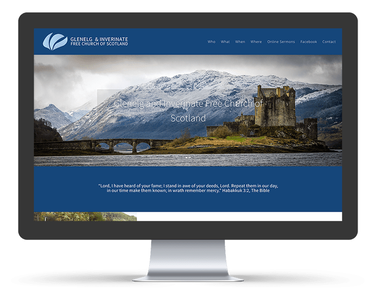 Highland WordPress Web Design