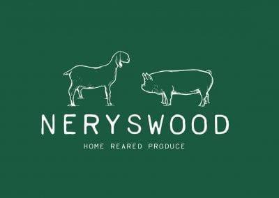 Neryswood Logo Development